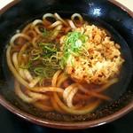 スマル亭 - 料理写真:桜えびうどん¥280