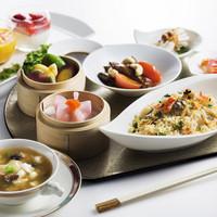 中国料理「花梨」 - 平日限定レディースランチ(一例)