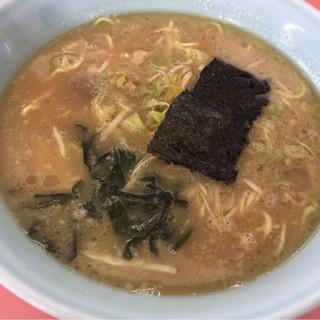ラーメンショップ日向 - 料理写真:ネギラーメン(ランチ)