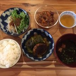 ぷろぼの食堂 - ロールキャベツ