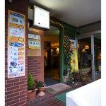 デザート・イン - 店舗入口/デザート・イン
