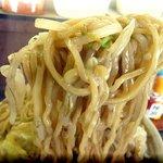 いとう食堂 - 麺
