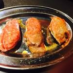 70301899 - 肉寿司