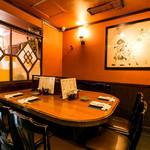 南蛮亭 - 【テーブル席】同窓会・歓送迎会で焼き鳥を、、ゆったりくつろげます。【焼き鳥】【渋谷】【居酒屋】