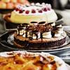 シャンパン・バー - 料理写真:ランチタイムのケーキブッフェ
