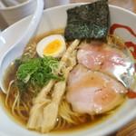麺屋 169 - 料理写真:中華そば醤油