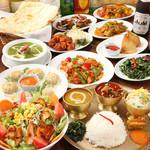 タカリバンチャ - 料理写真