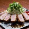 Kinton - 料理写真:最高峰!長崎芳寿豚のシャトーブリアン。