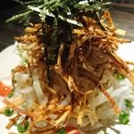 大衆居酒屋 どう銅 - サラダ