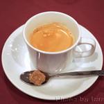 TABLAO FLAMENCO GARLOCHI - コーヒー