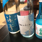 70315854 - 日本酒3種セット
