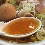 一条流がんこラーメン 総本家 - 贅沢な旨味のスープ