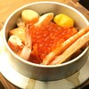 銀シャリ.カフェ - 料理写真:魚沼産コシヒカリの釜飯