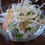 ムスカン - ランチ サラダ