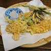 松竹庵 - 料理写真:天盛り
