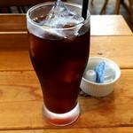 錨屋 - アイスコーヒー +\150