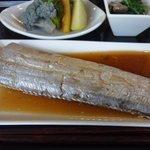 レストラン サティスファクション - 太刀魚の煮付け