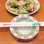 サイゼリヤ - サイゼの割り箸は品質が良い。