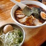 麺屋 陣丸 - 節醤油極め