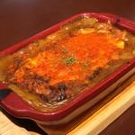 ベアーフルーツ - ベアーフルーツ(BEAR FRUITS)(福岡県北九州市門司区西海岸)スーパー焼きカレー 850円