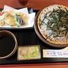 朝日屋 - 料理写真:天ざる 税込1130円
