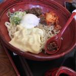 香の兎 - キムラくん(岡崎まぜ麺)