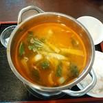 紅龍 - 麻辣鍋定食