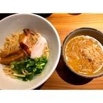 金嶋 - 超濃厚つけ麺