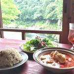 瀞ホテル - ご飯が…山w