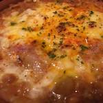 バル・イスパニヤ - ひよこ豆の煮込み