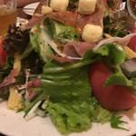 バル・イスパニヤ - グリーンサラダ