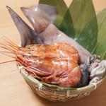 お好み焼き ほそおか - 新鮮な海鮮