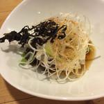 麺屋 西川 - 豆腐