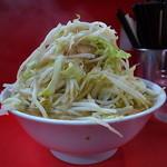 ラーメン二郎 - 小ラーメン(ヤサイ、アブラ、カラメ)