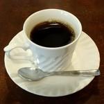 駅馬車 - モーニングブレンドコーヒー(300円)