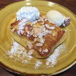 俺のBakery&Cafe - フレンチトースト