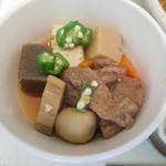 パーティーハウス - 田舎煮¥100-