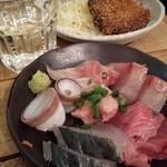 Akibanosakaba - 定番おまかせ3点盛り!