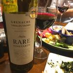 炭火とワイン -