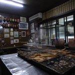 澤田店 - 昭和レトロ感あふれるお店です。