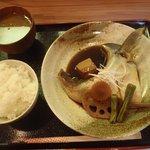 あんどん - 煮魚定食650円