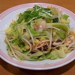リンガーハット - 皿うどん 520円