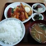 お食事処 菊水 - 「日替り定食」530円