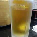 独楽寿司 - 飲み放題からクリアアサヒ