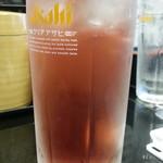 独楽寿司 - 飲み放題から酎ハイに男梅シロップ