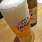 藍風珈琲店 - オリオンビール