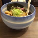 麺や 玄鳥 - 丼..小っちゃ!
