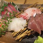 海の幸×個室居酒屋 響き - 刺身5種盛り