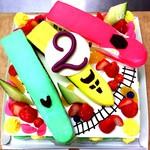旭軒 - オーダーデコレーションケーキ