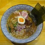 麺屋 清 - 清そば(並)